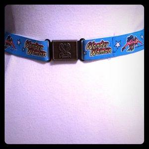 Vintage Wonder Woman belt